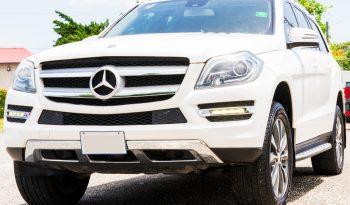 2015 Mercedes-Benz GL400 4Matic full