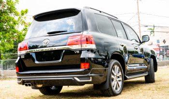 2020 Toyota Land Cruiser ZX full