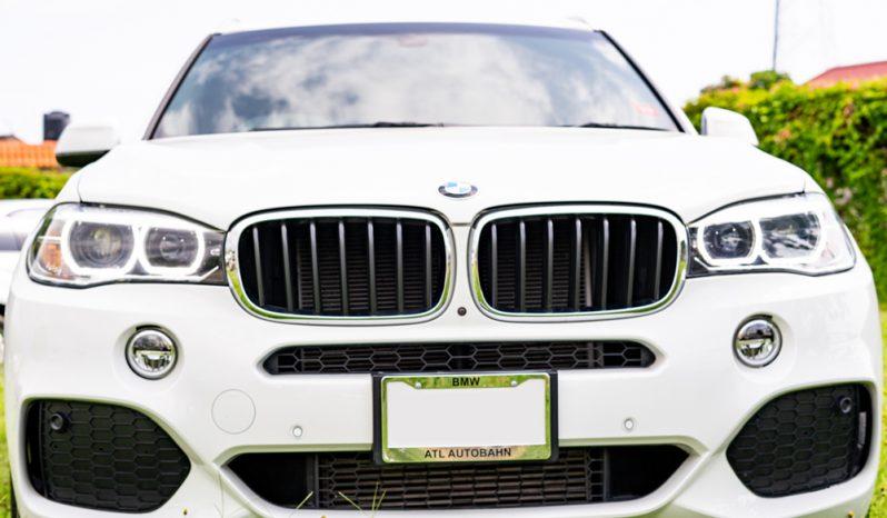 2018 BMW X5 XDrive 25d full