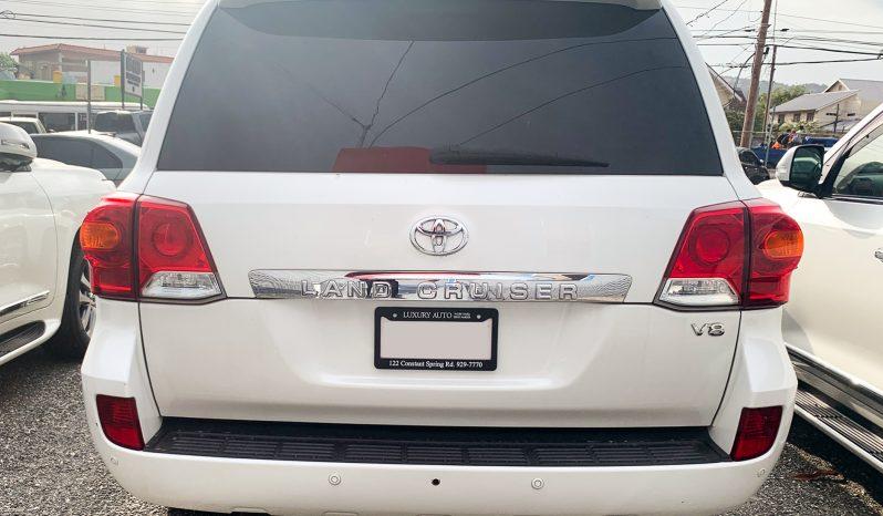 2012 Toyota Land Cruiser AX full