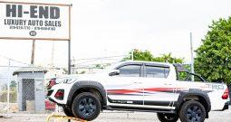 2020 Toyota Hilux TRD Sport