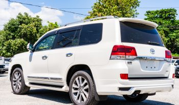 2020 Toyota Land Cruiser ZX full
