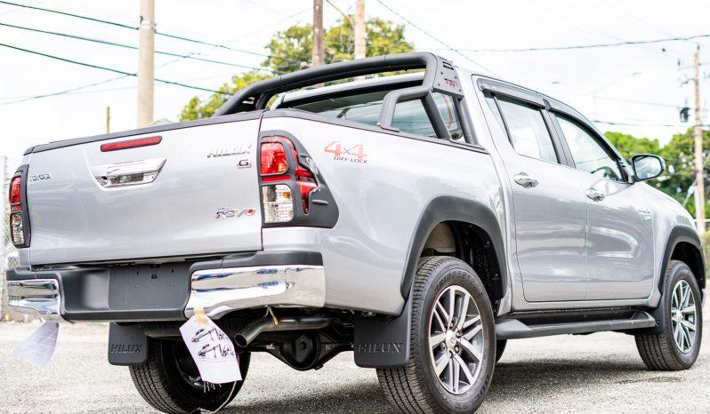 Toyota Hilux Revo 2.8L TRD full