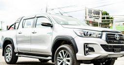 Toyota Hilux Revo 2.8L TRD