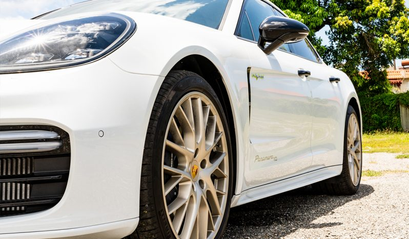 2020 Porsche Panamera E Hybrid 10th Anniversary Edition full
